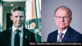 Genom vårt skarpa förslag om höjda anslag till försvaret efter 2025 finns nu möjligheten för övriga partier att ansluta till det förslaget och undvika att Sverige återigen fattar ett underfinansierat försvarsbeslut.  Det skriver Pål Jonson, (M) försvarspolitisk talesperson och Mikael Oscarsson, (KD)försvarspolitisk talesperson. Arkivbilder.
