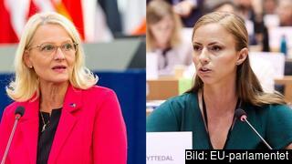 En man tjänar i genomsnitt 14,1 procent mer än en kvinna i EU. I Sverige är skillnaden 11,8 procent. Arkivbild.