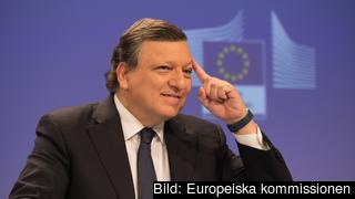 EU-kommissionens förre ordförande José Manuel Barroso. Arkivbild.