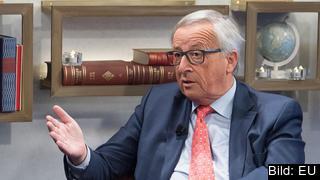 EU-kommissionens ordförande Jean-Claude Juncker. Arkivbild.