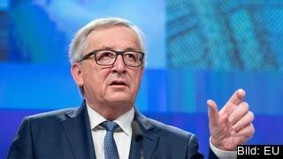 EU-kommissionens ordförande Jean-Claude Juncker var den förste att få jobbet i systemet med toppkandidater.