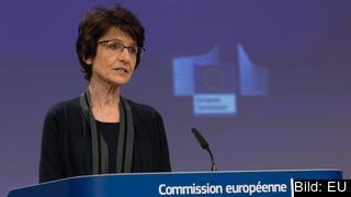 Marianne Thyssen, kommissionär med ansvar för arbete och sociala frågor, presenterade EU-kommissionens beredskapsplan vid en hård brexit gällande sociala trygghetssystemen.