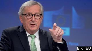 EU-kommissionens ordförande, Jean-Claude Juncker, erkände två misstag under sitt ordförandeskap.