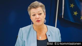 Nytt förslag för EU:s migrations-och asylpolitik kommer att läggas fram i tid innan påsk, meddelar migrationskommissionär Ylva Johansson.