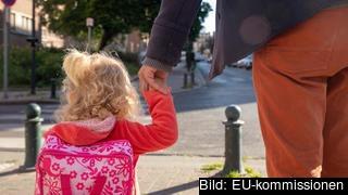 En del av EU-ländernas gemensamma lån föreslås stimulera sysselsättning och motverka barnfattigdom.