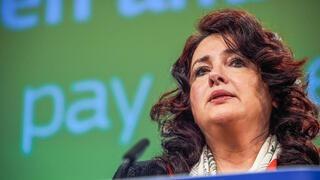 EU-kommissionär för jämställdhet; Helena Dalli.