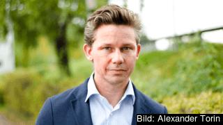 Moderaternas europapolitiske talesperson och EU-nämndens andre vice ordförande Pål Jonson.