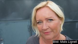 Elisabeth Dahlin. Generalsekreterare Rädda Barnen