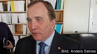 Statsminister Stefan Löfven (S) gav på tisdagen sin EU-vision. Det konkurrenskraftiga och sociala Europa.