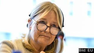 Europaparlamentariker Marit Ulvskog (S). Arkivbild.