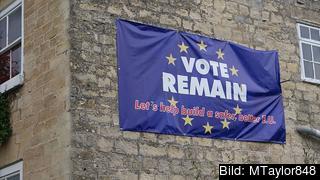 Vinden har vänt. Enligt en ny brittisk studie är en majoritet av landets valkretsar nu för att stanna i EU.