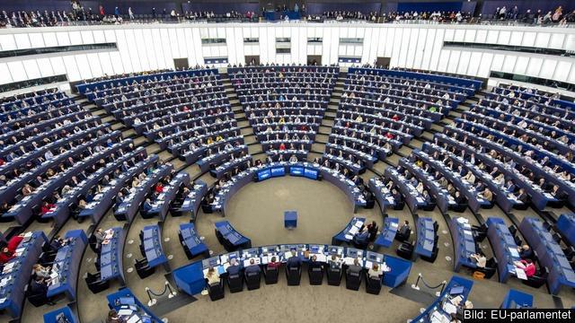 EU-parlamentet måste godkänna flerårsbudgeten och all lagstiftning i samband med den. Arkivbild.