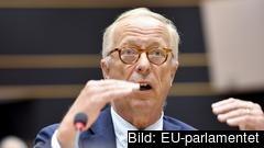 EU-parlamentariker Gunnar Hökmark (M). Arkivbild.