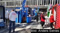 Tre valfrågor dominerar svensk EU-debatt: klimatet, högerpopulismen och migrationen.