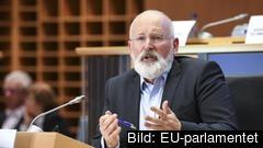 Frans Timmermans är EU:s nästa klimatkommissionär.