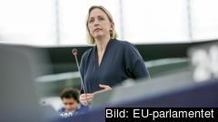 EU-parlamentariker Jytte Guteland (S) ansvarar för klimatlagen i EU-parlamentet. Arkivbild.