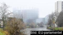 Det är inte första, och troligtvis inte sista, gången som EU-parlamentets resor mellan Bryssel och Strasbourg rör upp känslor. Arkivbild.