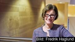 Sveriges ledamot i Europeiska revisionsrätten, Eva Lindström.