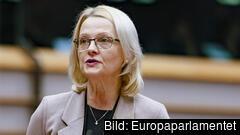 – Höstens arbete är igång och jag ser fram emot att få driva på för ett mera grönt, jämställt och jämlikt Europa, skriver Heléne Fritzon (S).