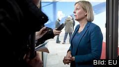 Sveriges Magdalena Andersson var en av flera  finansministrar som gick emot förslaget om att slopa vetorätten i skattefrågor.