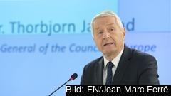 Europarådets generalsekreterare Thorbjørn Jagland oroas för att nya lagar i Rumänien öppnar för mer korruption och bristande rättsstatlighet.