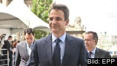 Greklands nyinstallerade premiärminister Kyriakos Mitsotakis. Arkivbild.