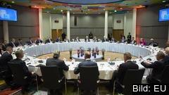 EU:s stats- och regeringschefer möttes på tisdagen för att diskutera tillsättningen av nya ledare för EU:s institutioner.
