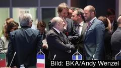 EU-ländernas inrikes- och justitieministrar träffas under tre dagar under informella former i ordförandelandet Österrike. Arkivbild.