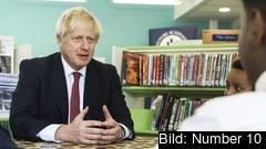 Storbritanniens konservativa premiärminister Boris Johnson. Arkivbild.