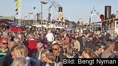 Sveriges befolkning beräknas växa med över 40 procent till år 2080. Arkivbild.