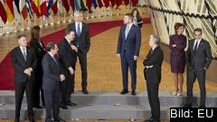 Den 19 juni väntas bli första tillfället för EU-ländernas stats- och regeringschefer att diskutera coronafonden och det reviderade flerårsbudgetförslaget. Arkivbild