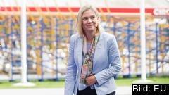 Finansminister Magdalena Andersson (S) vill fokusera på sunda finanser när euroländerna fördjupar samarbetet.