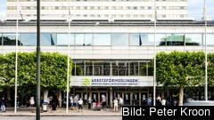 65 000 nya arbetslösa i Sverige motsvarar en av sex i EU som helhet.