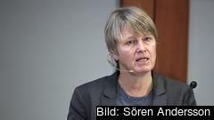 Statssekreterare Irene Wennemo ansvarar för frågor som rör arbetsrätt och arbetsmiljö, arbetslöshetsförsäkringen och internationella frågor. Arkivbild.