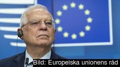 """""""EU och Sverige får inte stillatigande se på när Kina nu inför inskränkningar mot Hong Kong"""", säger Jens Holm (V)."""