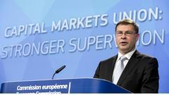 EU-kommissionen vill ge större befogenheter till europeiska finansmyndigheter.