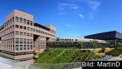 EU-domstolen i Luxemburg. Arkivbild.