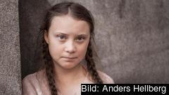 Greta Thunberg viner priset som Årets europé.