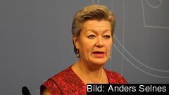 Arbetsmarknadsminister Ylva Johansson (S) har utsetts av regeringen som Sveriges kandidat till ny EU-kommissionär efter Cecilia Malmström som  avgår i höst.