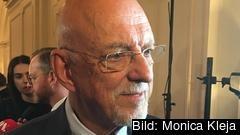 Sveriges EU-minister Hans Dahlgren (S). Arkivbild.