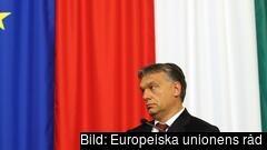 Ungerns premiärminister Viktor Orbán. Arkivbild.