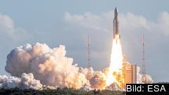 En satellit i det europeiska positioneringssystemet Galileo sköts i somras upp från franska Guyana.