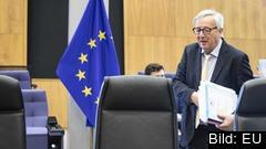 EU-kommissionens ordförande Jean-Claude Juncker ser positiva närmanden i de brittiska förslagen.