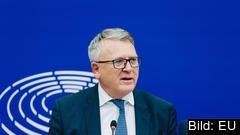 EU:s arbetsmarknadskommissionär Nicolas Schmit, en socialdemokratiska luxemburgare.
