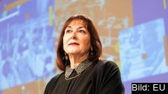 EU-kommissionär Dubravka Šuica, kristdemokratisk kroat, ansvarar för demokrati- och demografifrågor.