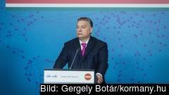 Ungerns premiärminister Viktor Orbán gick till ny attack mot Bryssel.